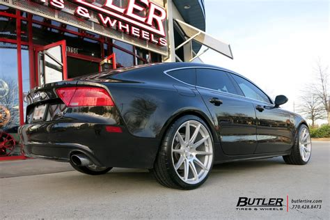 Audi In Essen by Audi A7 With 21in Niche Essen Wheels Exclusively From