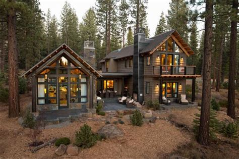 Modern Ranch House Plans by Dream Houses In The Woods 22 Pics Random Pictures