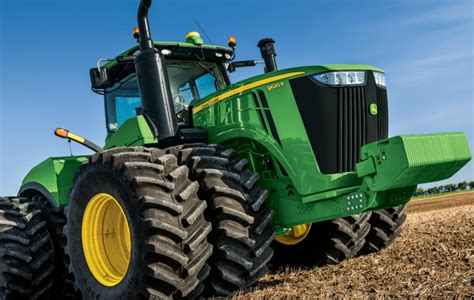 Is It Worth It To Get A Jd Mba by Sizing Up The Largest Deere Tractor To Date The 9620r