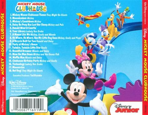 Disney Jr Mickey Mouse Mat - disney junior mickey mouse clubhouse disney songs