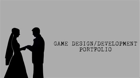 game design portfolio game design development portfolio youtube