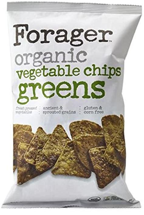 Organic Vegetable Chips forager glueten free corn free organic
