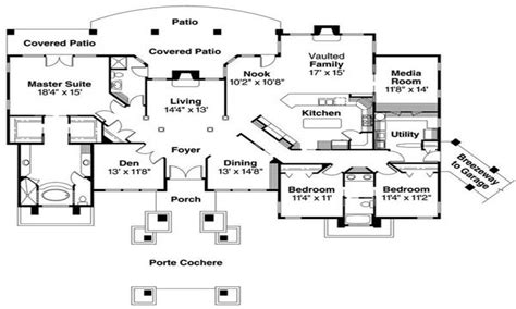 floor plan for 1500 sq ft house flat roof ranch house floor plans 1500 sq ft flat roof