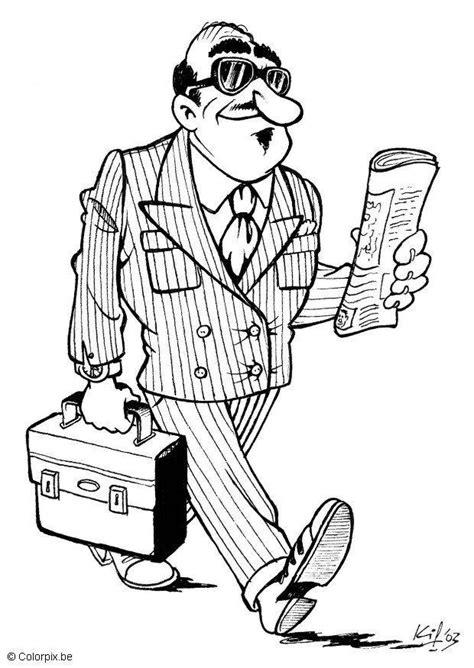 dibujos para pintar hombre araña coloriage homme d affaires img 5703