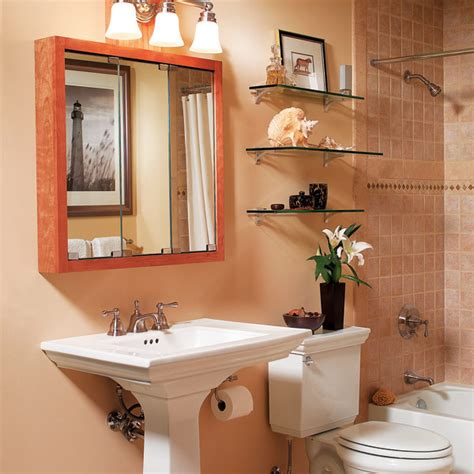 tips to organizing small bathroom interiorholic