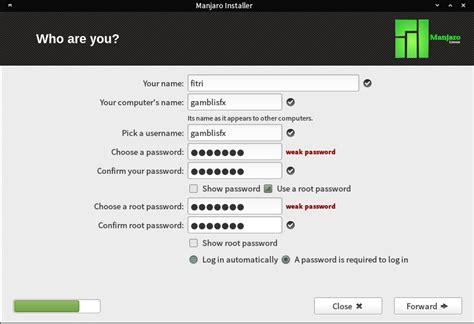 tutorial manjaro linux manjaro tutorial how to install manjaro 0 8 10 linux