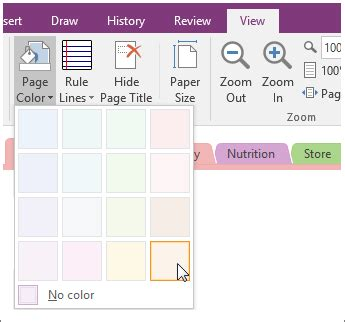 microsoft word notebook layout 2016 microsoft office tutorials change the background color of