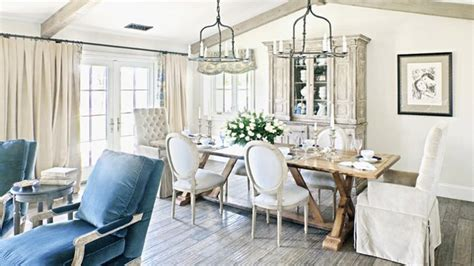Room Decors by 15 Pretty And Charming Shabby Chic Dining Rooms Home