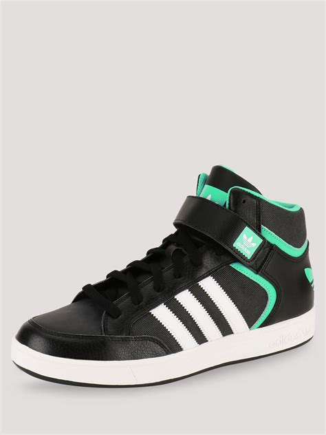 adidas velcro buy adidas originals varial mid top sneakers with velcro
