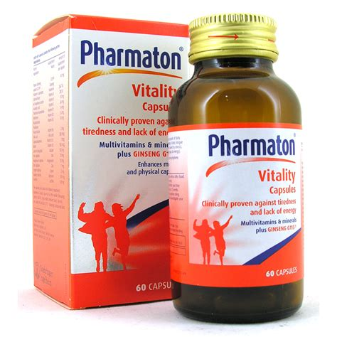 Vitamin Pharmaton Vitality And Mood Disorders Health Shop Wwsm
