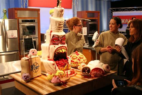food network challenge fn challenge horror cakes by azmyrelda on deviantart