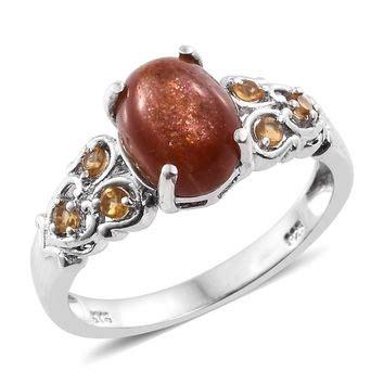 Sunstone 10 63 Cts best sunstone ring products on wanelo