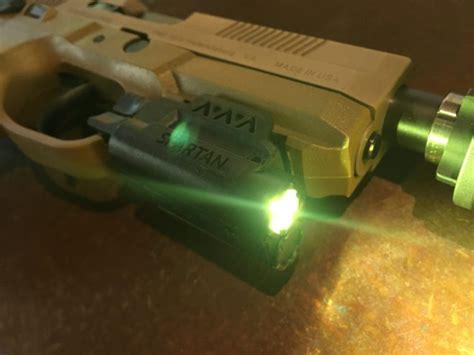 spartan light laser review lasermax spartan light laser combo the firearm