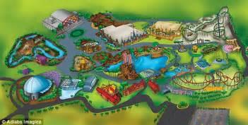 theme park name ideas adlabs imagica theme park opens near mumbai daily mail