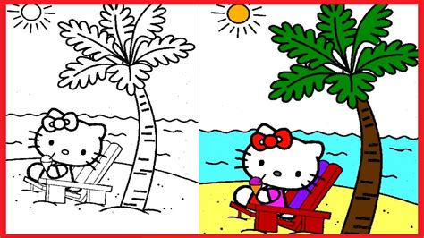 hello kitty coloring pages youtube hello kitty coloring pages hellokitty colouring book