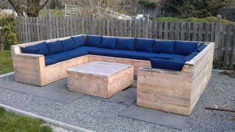 Diy Patio Furniture Pallet Outdoor Furniture Fascinating With 15 Diy Outdoor Pallet Sofa Ideas Furniture Ideas