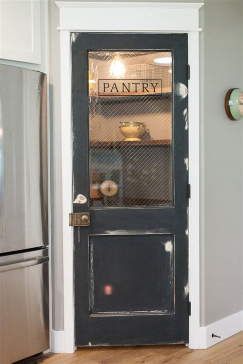 Kitchen Closet Doors Door By Rafterhouse Pantry Doors Kitchen Repurposed Ideas