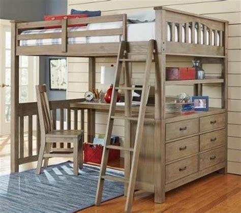 lit grande hauteur lit en hauteur avec bureau int 233 gr 233 les atouts