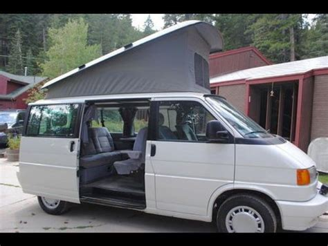 car engine manuals 1995 volkswagen eurovan interior lighting buy used 5 speed manual transmission volkswagen eurovan weekender vw cer in park city