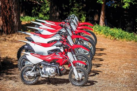 motocross bike sizes 2017 honda crf110f motorcycle review specs off road
