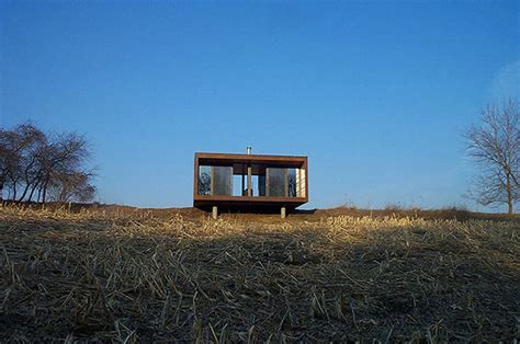 Wee Homes by Alchemy Architects Build Tiny Prefab Weehouses That