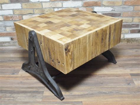 small butcher block table butchers block coffee table cambrewood