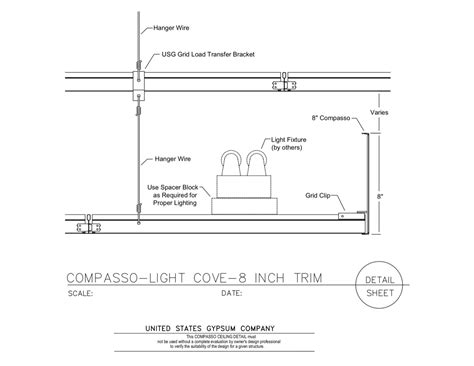 cove lighting section detail cove lighting detail drawing quotes