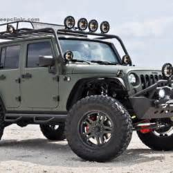 Modefied Jeep Armada Jeep Modified Look Like A Wrangler Jeepclinic