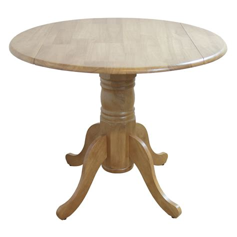 dining room table leaf drop leaf tables for small spaces homesfeed