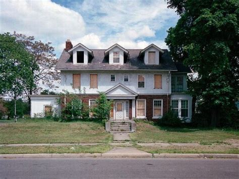 abandoned detroit homes for sale 98 pics