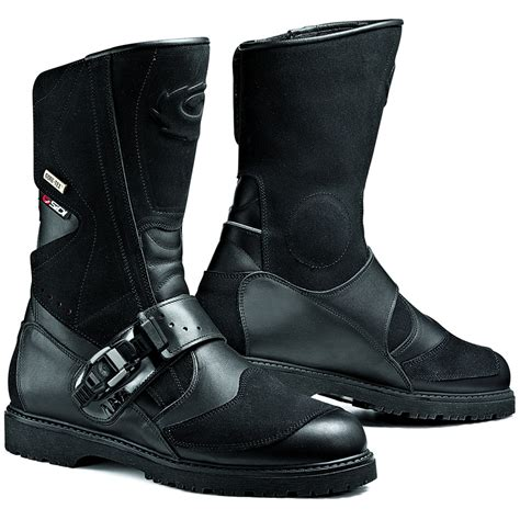 road bike boots sidi tex waterpoof motorbike motorcycle enduro