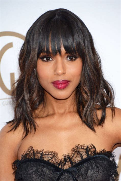 kerry washington hair pin up kerry washington hair kerry washington red carpet hairstyles