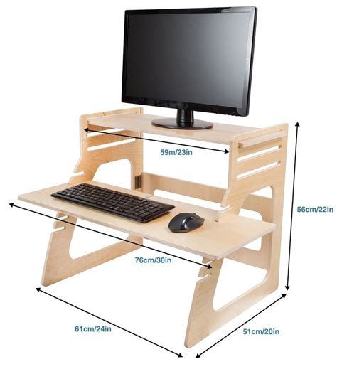 laptop stand up desk 25 best ideas about stand up desk on