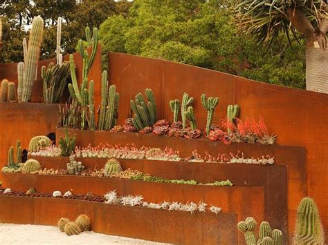 diy rock garden desert xeriscape and rock gardens diy