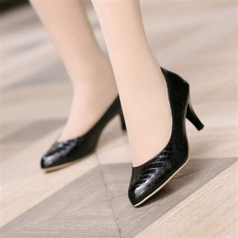 plus size high heel shoes plus size shoes shoes zapatos mujer pumps