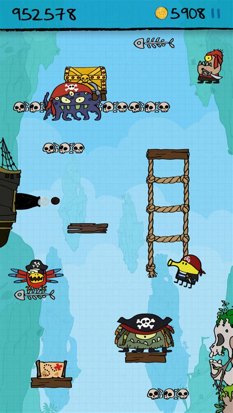 Doodle Jump Clone Iphone Ios App Source Code