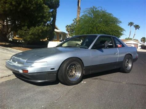 1989 nissan 240sx s13 buy used 1989 nissan 240sx s13 in las vegas nevada