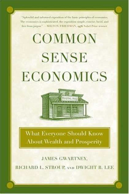 economics for the common books nothing arcane
