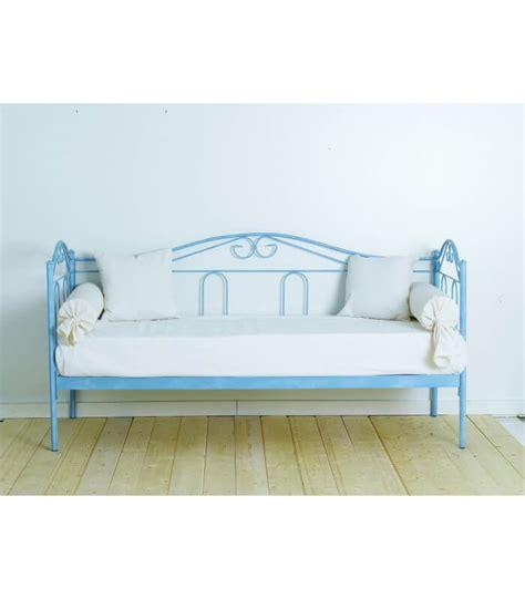 arredamento in ferro battuto divano letto in ferro battuto flora