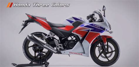 Knalpot Cbr Facelift 150 Fullsistem honda cbr150r facelift colour option indian autos