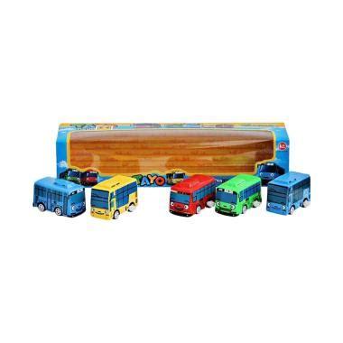 1 Set 5 Pcs Mainan Anak Mobil Tayo by Mainan Tayo Terbaru Di Kategori Mobil Mainan Blibli