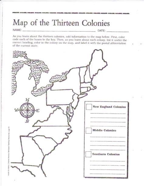 colonie map game 13 colonies quiz 2015