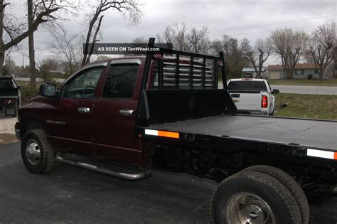 2003 dodge 1 ton 5 9 cummins crew cab 4x4 automatic