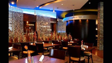 top  restaurant interior designs trends  applying