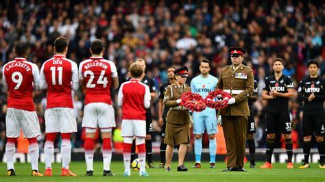 arsenal remembers football remembers