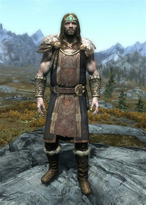 skyrim armor and clothing quot the lord quot by georgius noble clothes fur lined boots