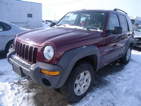 03 Jeep Liberty Mpg 99 00 01 02 03 04 Jeep Grand Alternator 4 7l