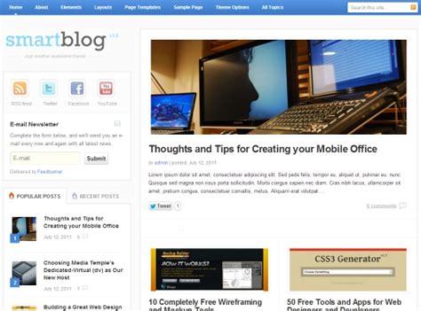 blog theme smartblog download best wordpress blog themes blog templates boa