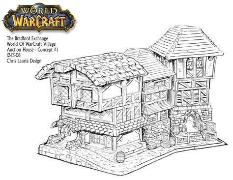 world of warcraft auction house bradford designs by chris lauria at coroflot com