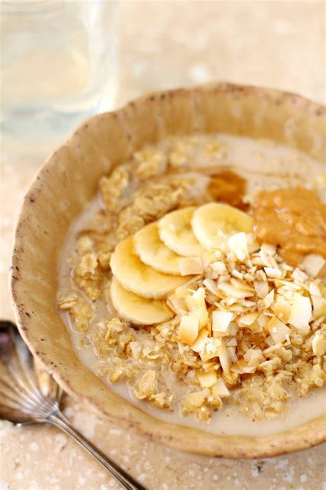 Oatmeal Detox by Detox Quinoa Oatmeal Porridge S Cravings